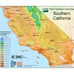 State Maps Of Usda Plant Hardiness Zones   Usda Zone Map California