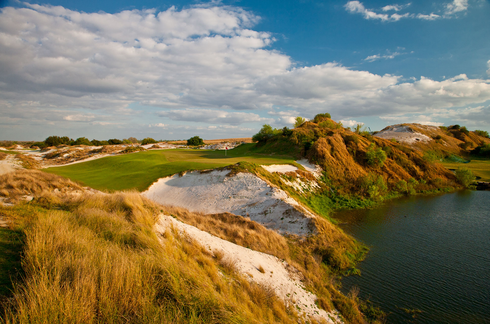 Streamsong Red – Top 100 Golf Course In The Us | Streamsong Resort - Best Golf Courses In Florida Map