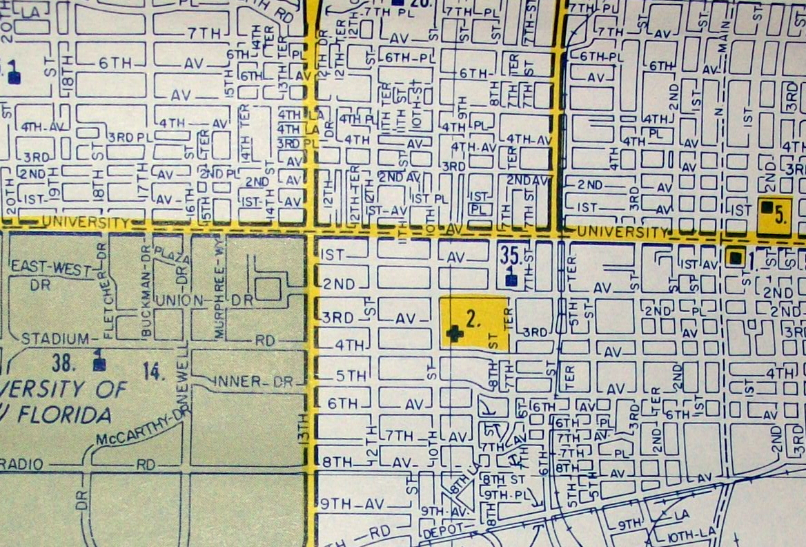 Street Map Of Tallahassee Florida And Travel Information | Download - Florida Street Map