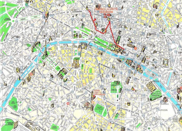 Printable Street Maps