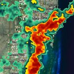 Strong Storms In South Florida Wednesday   Nbc 6 South Florida   South Florida Weather Map
