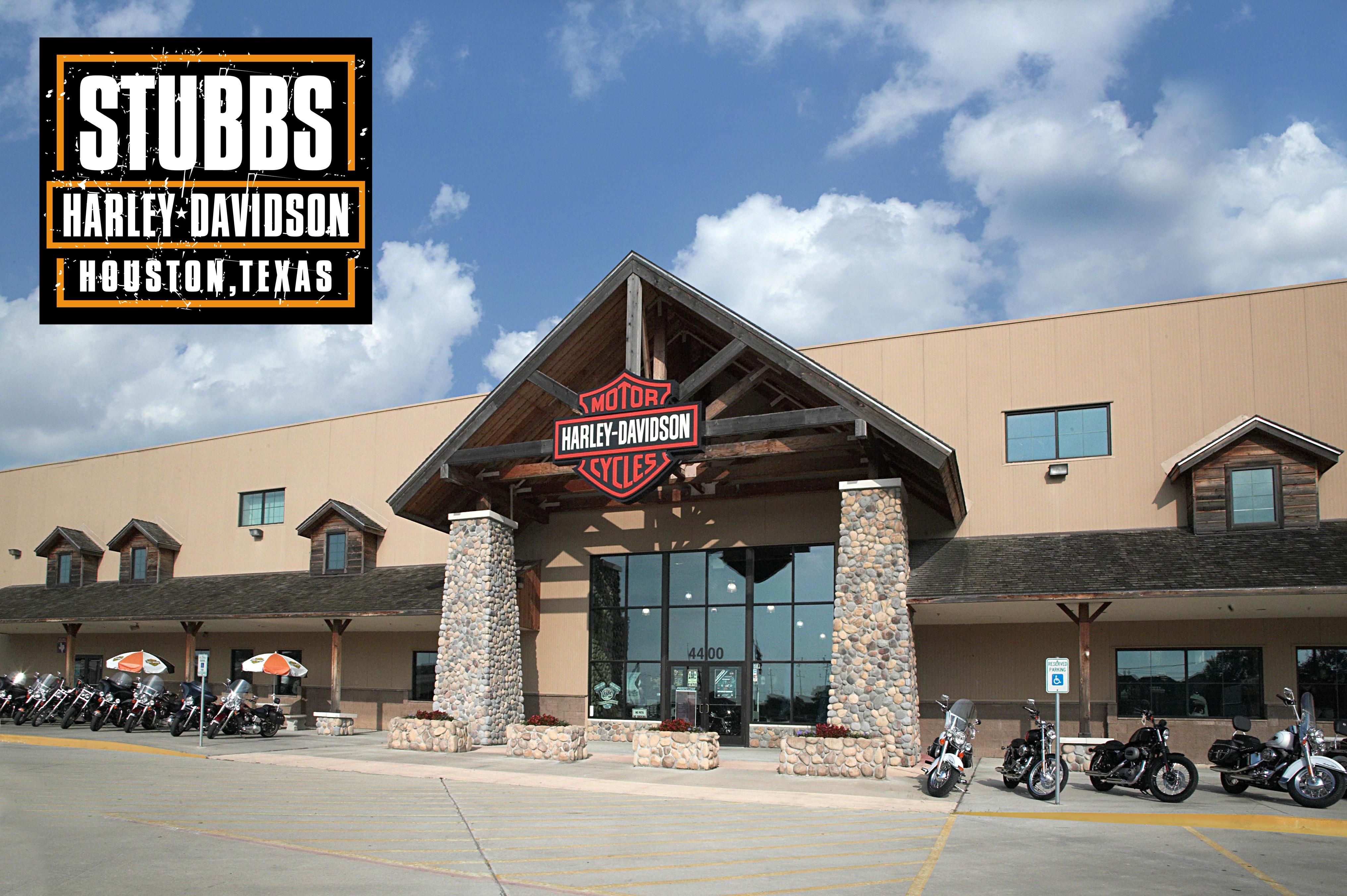 Stubbs Harley-Davidson 4400 Telephone Rd Houston, Tx Motorcycle - Texas Harley Davidson Dealers Map