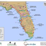Sun Trail Legislation Looks To Connect Florida's Trails   Florida Greenways And Trails Map