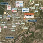 Suncoast Crossing, Spring Hill, Fl 34604 – Retail Space   Regency   Map Showing Spring Hill Florida