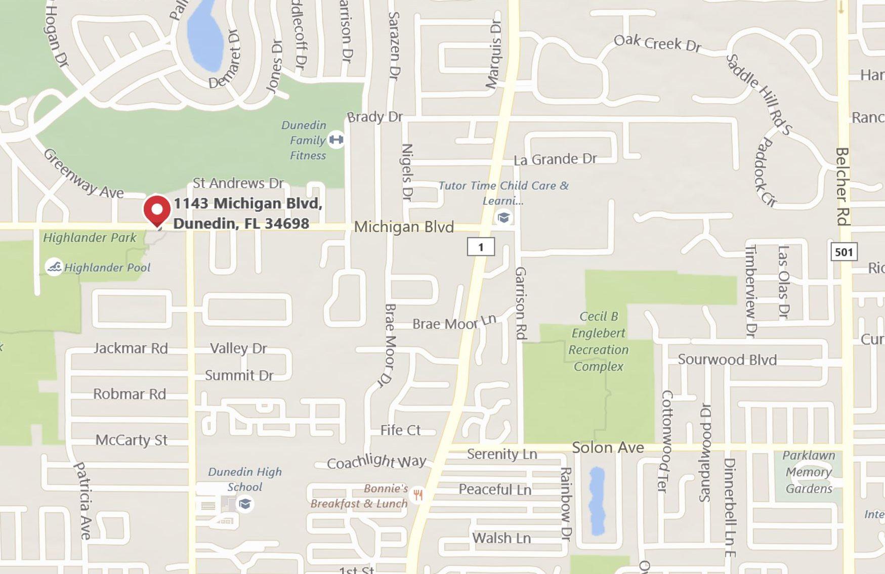 """Suncoast Woodturners – """"keep The Chips A Flyin"""" - Google Maps Dunedin Florida"""