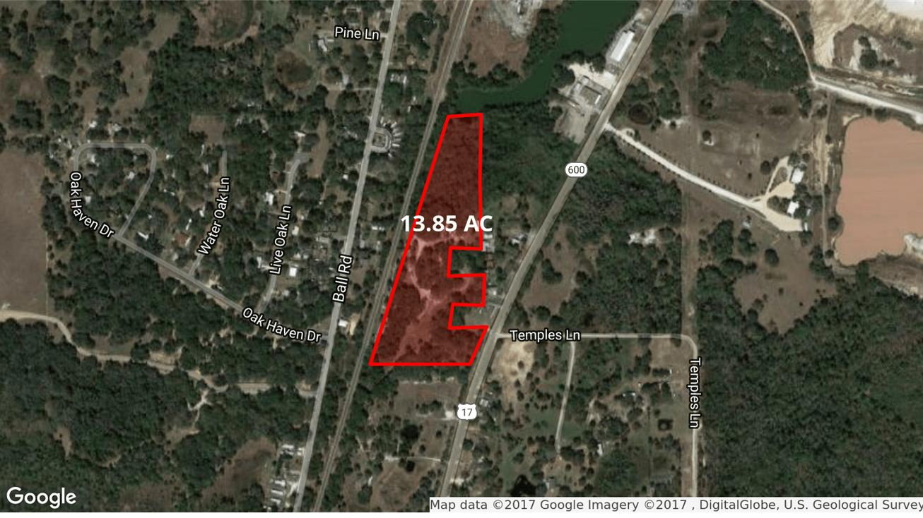 Temples Lane & Us Hwy 17-92, Davenport, Fl 33837 - Land For Sale - Google Maps Davenport Florida