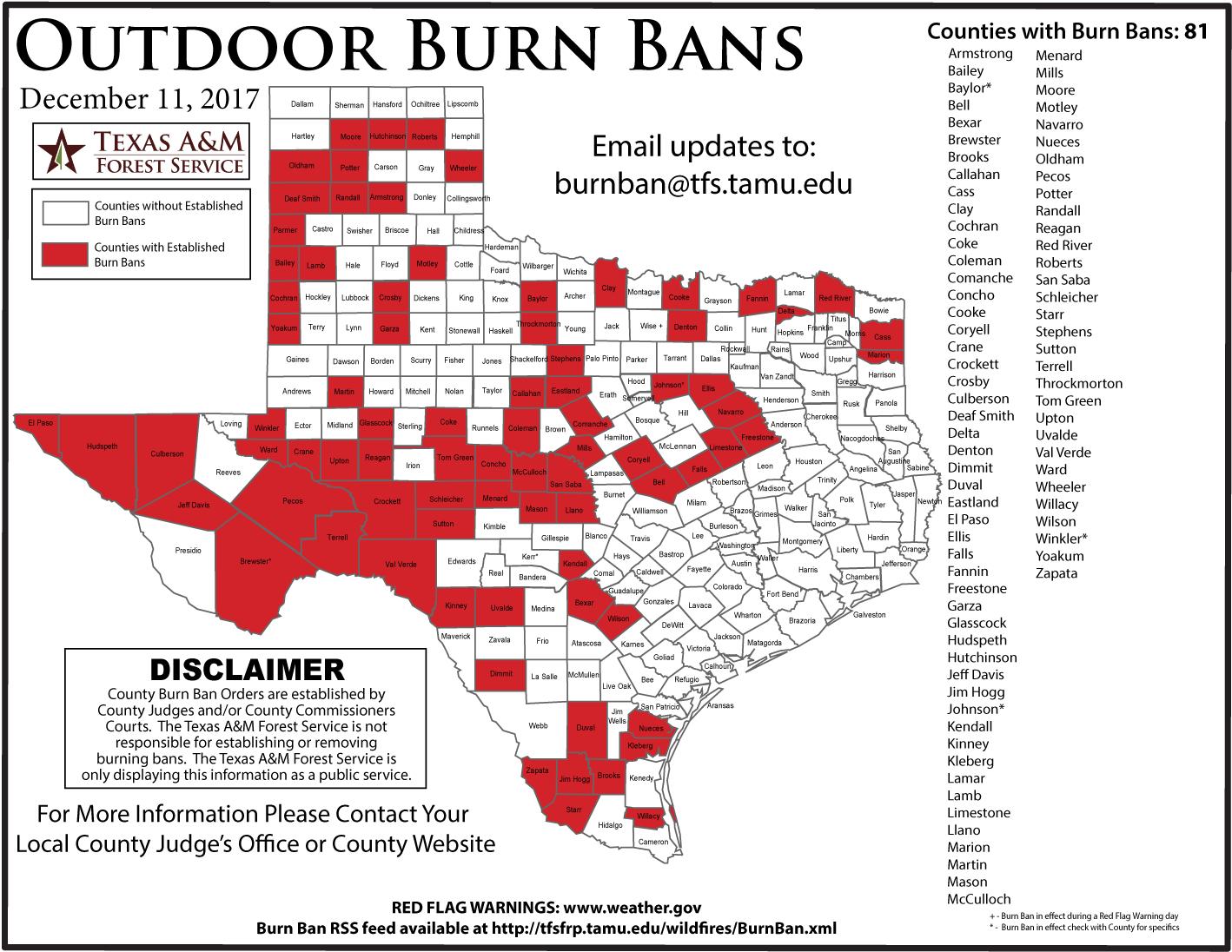 Texas Burn Ban Map Magic Kingdom Park Map - Texas Burn Ban Map