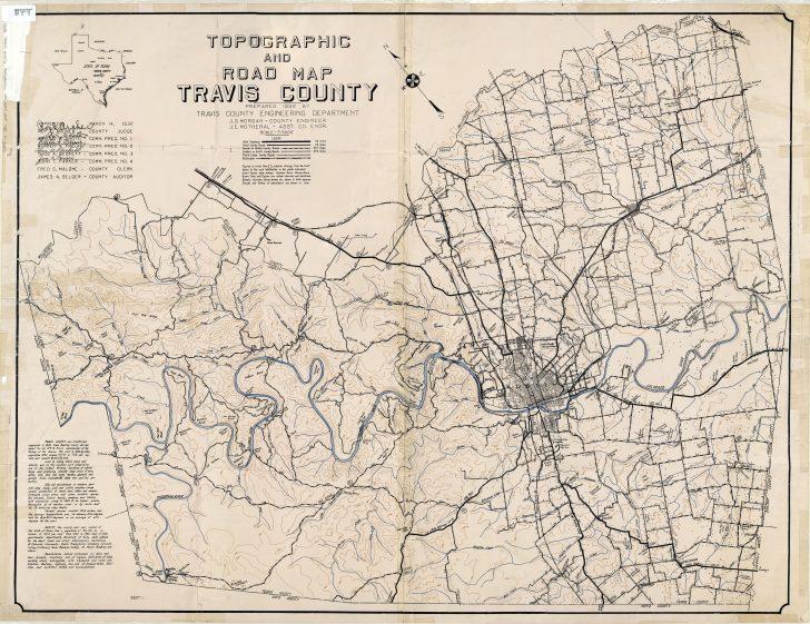 Texas Plat Maps