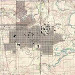Texas City Maps   Perry Castañeda Map Collection   Ut Library Online   Google Maps Dallas Texas Usa