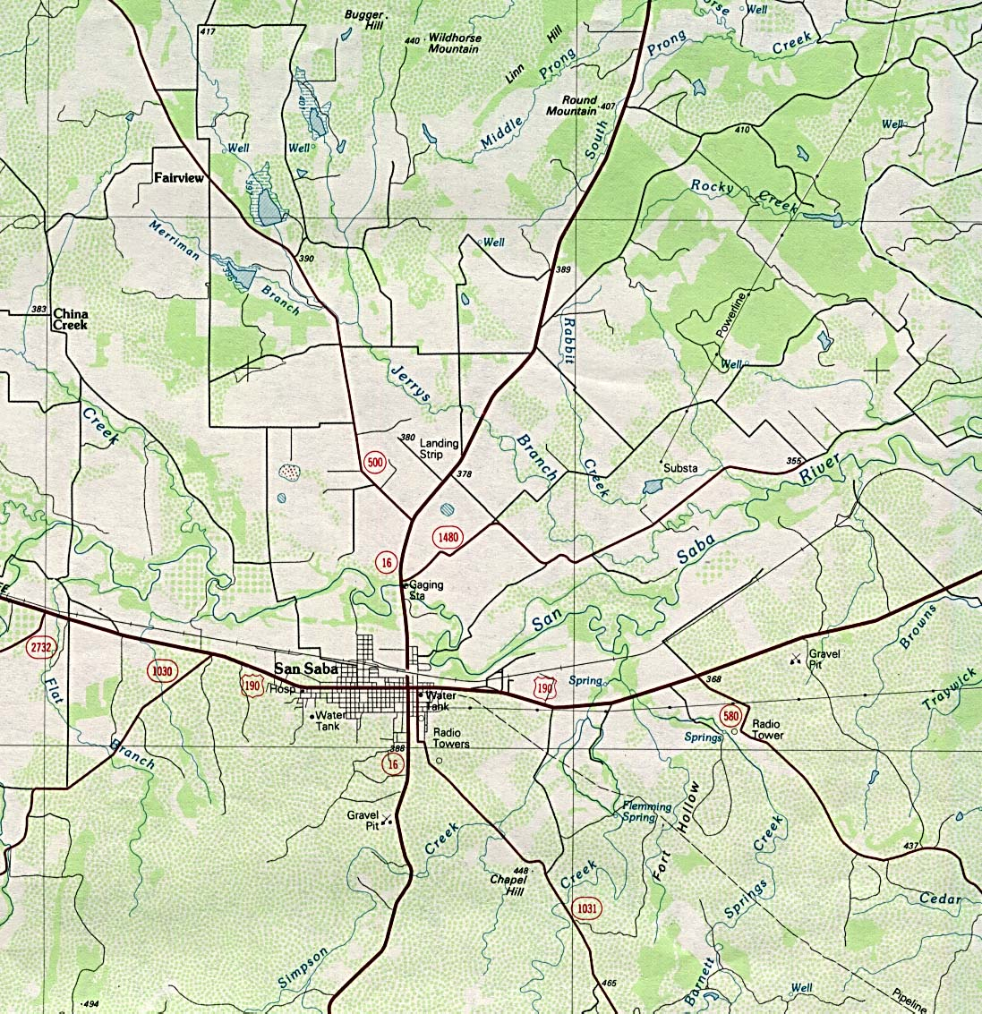 Texas City Maps - Perry-Castañeda Map Collection - Ut Library Online - Google Maps Killeen Texas