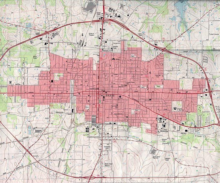 Google Maps Lubbock Texas