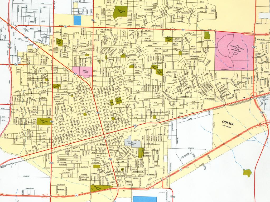 Texas City Maps - Perry-Castañeda Map Collection - Ut Library Online - Texas Property Lines Map