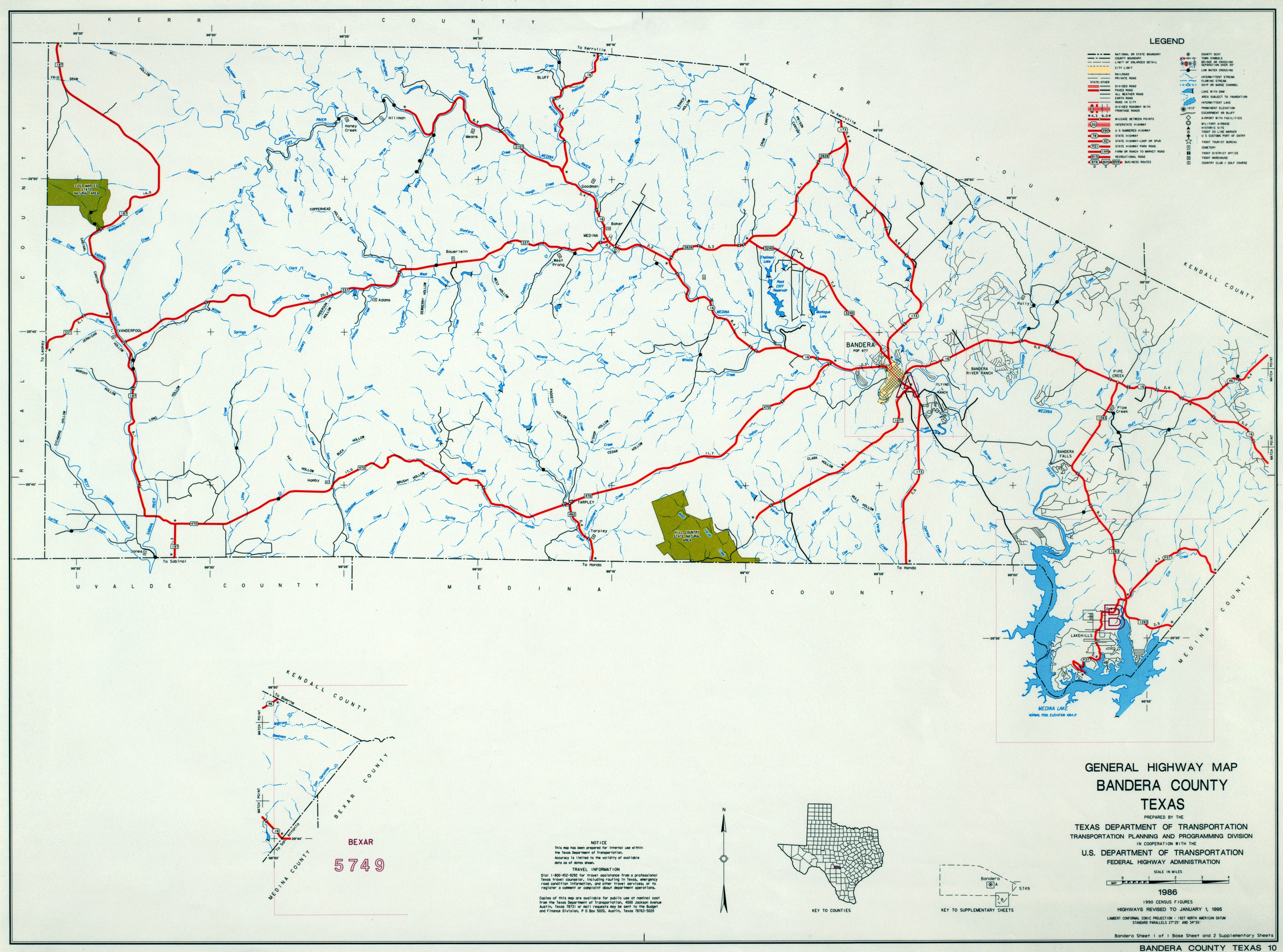 Texas County Highway Maps Browse - Perry-Castañeda Map Collection - Comanche County Texas Map