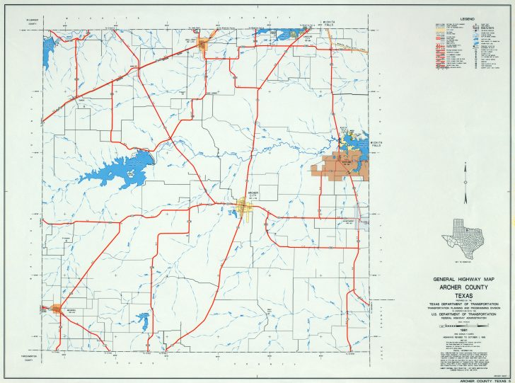Falls County Texas Map