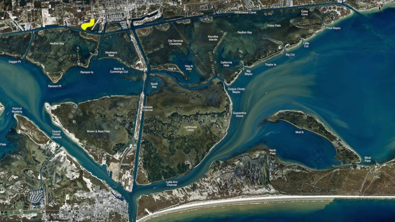 Texas Fishing Tips Kayak & Wade Fishing Report Oct.20.2016 With - Rockport Texas Fishing Map