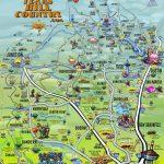 Texas Hill Country | Texas In 2019 | Texas Hill Country, Texas   Johnson City Texas Map