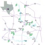 Texas Hill Country Vineyards & Wineries   Hill Country Texas Wineries Map