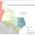 Texas Historical Maps   Perry Castañeda Map Collection   Ut Library   Republic Of Texas Map Overlay