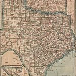Texas Historical Maps – Perry-Castañeda Map Collection – Ut Library – Roads Of Texas Map Book
