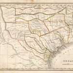 Texas Historical Maps   Perry Castañeda Map Collection   Ut Library   Texas Map 1800