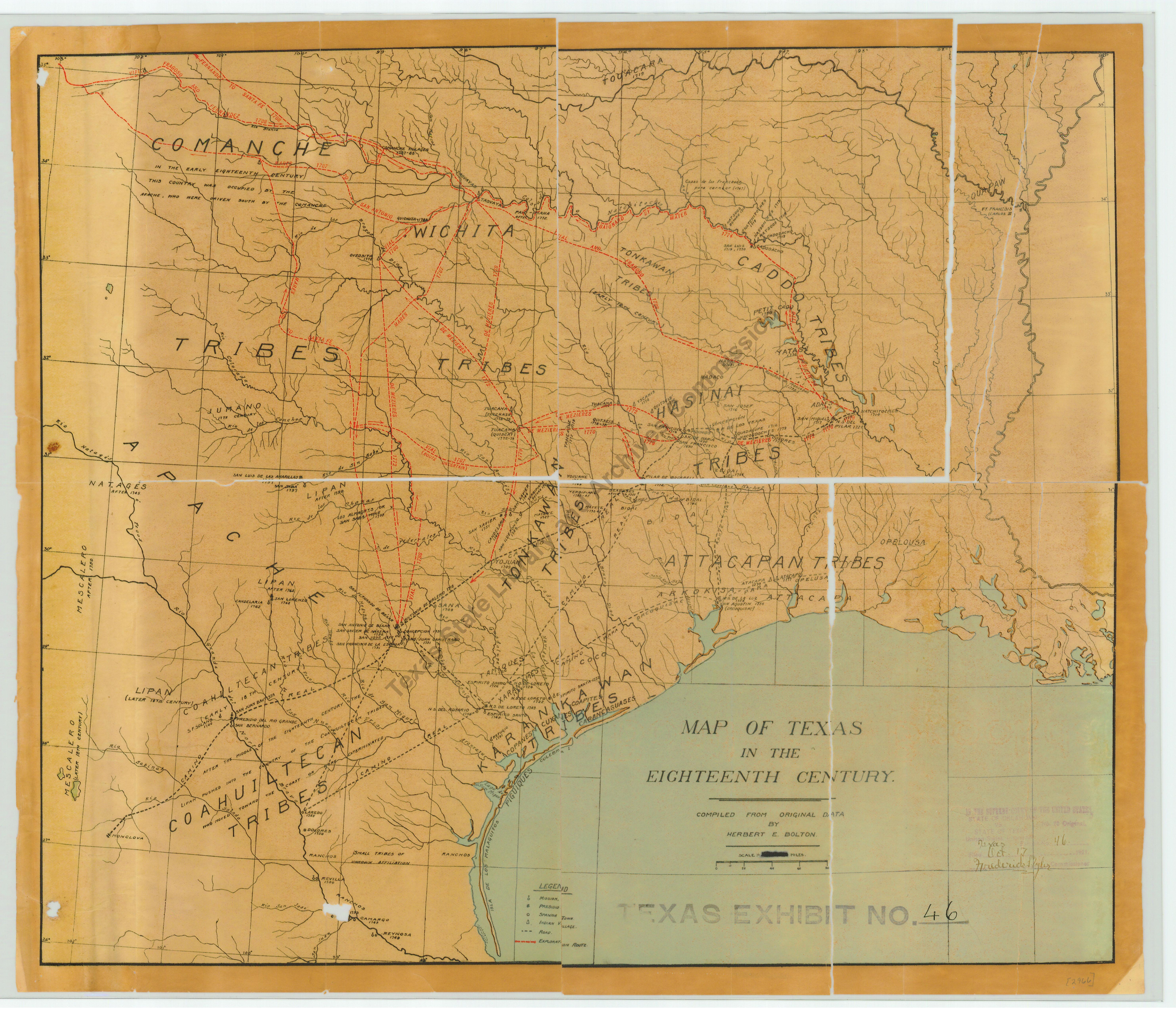 Texas History - Austin And Texas History - Information Guides At - Stephen F Austin Map Of Texas