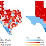 Texas Live Voting Resultscounty, Precinct   Nbc 5 Dallas Fort Worth   Map Beto For Texas