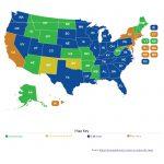 Texas Ltc Reciprocity | Texas Concealed Handgun Association   Florida Concealed Carry States Map