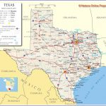 Texas Map | Travel Across The Usa   Full Map Of Texas