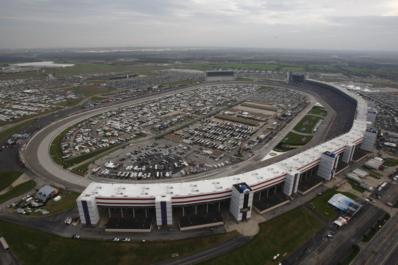 Texas Motor Speedway, Fort Worth Tx   Seating Chart View - Texas Motor Speedway Map
