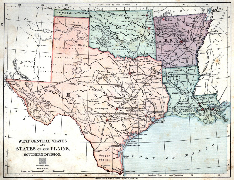 Texas Oklahoma Border Mapimage Gallerytxarea High Quality Map - Just - Texas Louisiana Border Map