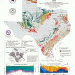 Texas Railroad Commission Districts, And Oil And Gas Map Of Texas |   Map Of Drilling Rigs In Texas