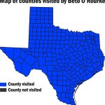 "Texas Resistance On Twitter: ""i Made A Handy Map To Show Every   Beto For Texas Map"