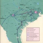 Texas Revolution Maps   Texas Independence Map