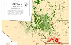 Texas Rrc – Permian Basin Information – Permian Basin Texas Map
