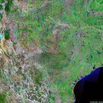 Texas Satellite Images   Landsat Color Image   Google Maps Satellite Texas