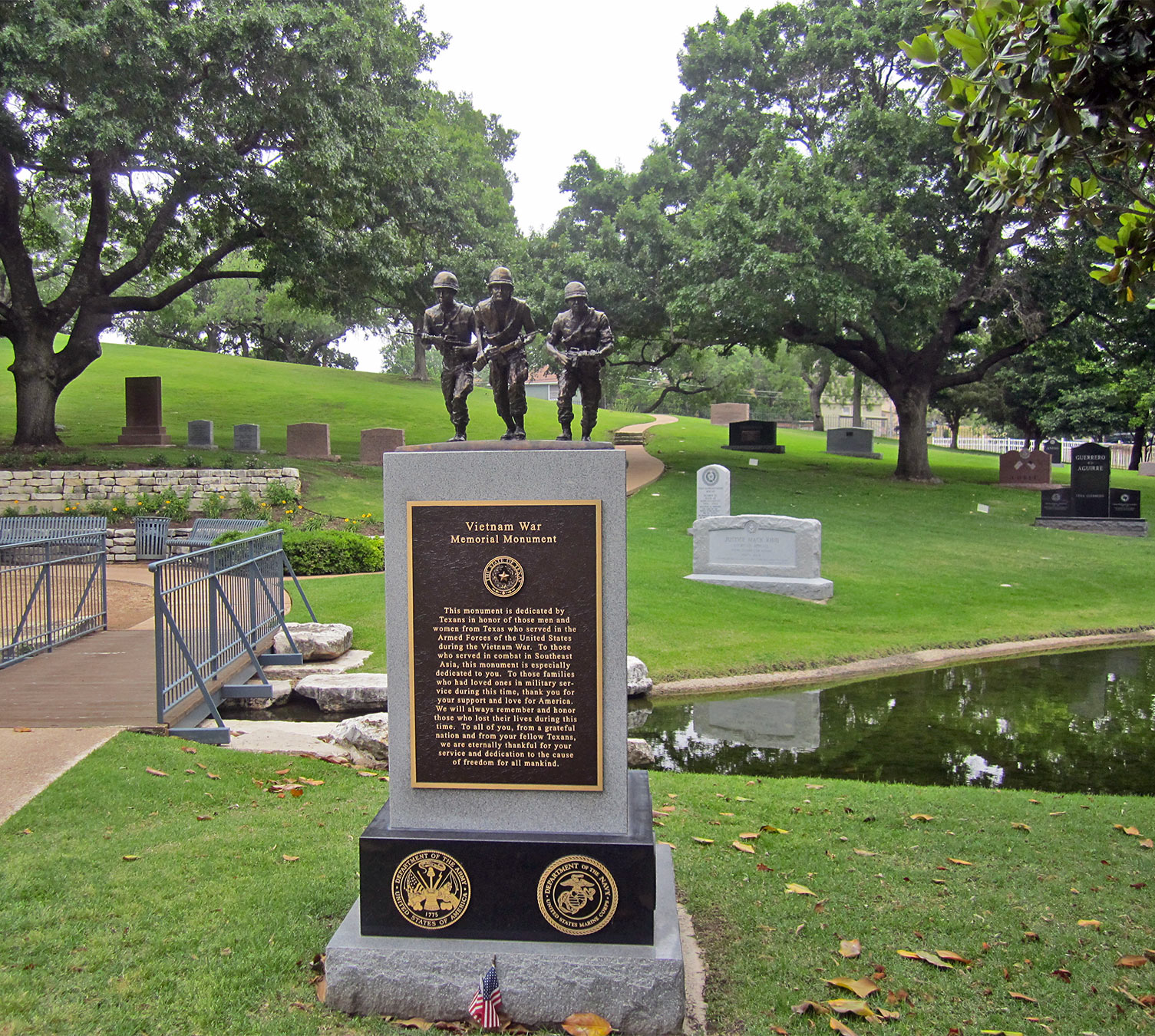 Texas State Cemetery – History Tribute Encyclopedia - Tribupedia - Texas State Cemetery Map