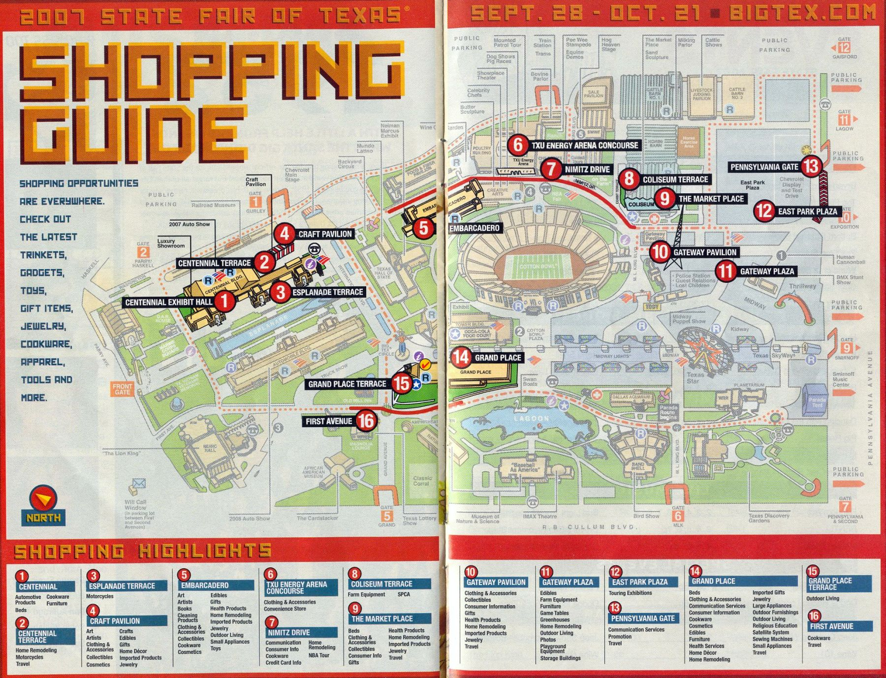 Texas State Fair Parking Map | Www.topsimages - Texas State Fair Parking Map