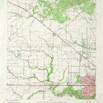 Texas Topographic Maps   Perry Castañeda Map Collection   Ut Library   Alvin Texas Map