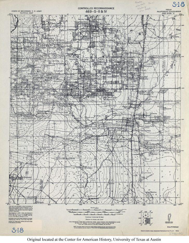 Fort Hancock Texas Map