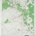 Texas Topographic Maps – Perry-Castañeda Map Collection – Ut Library – Topographic Map Of Fort Bend County Texas