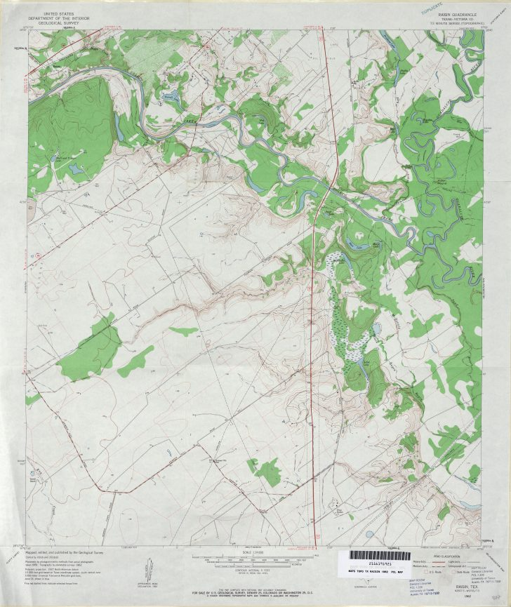 Topographic Map Of Fort Bend County Texas