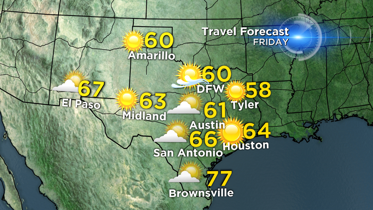 Texas Travel Ideal Travel Weather Map Beautiful Travel Weather Map - Texas Weather Map