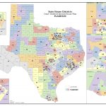 Texas Us Senate District Map New State Senate Awesome Map Texas   Texas Congressional Map