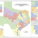 Texas Us Senate District Map New State Senate Beautiful Map Texas   Texas State Senate Map