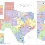 Texas Us Senate District Map New State Senate Elegant Texas District   Texas State Senate Map