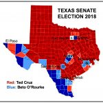 Texas Vs. The World: Beto, Cruz, And Planetary Civilization In The   Beto For Texas Map