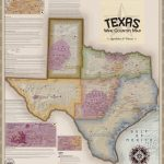 Texas Wine Country Map, Appellations & Wineries   Vinmaps®   Texas Wine Country Map
