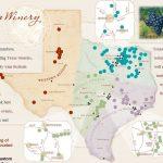 Texas Wine Regions Map | Wine Regions   Texas Wine Country Map