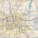 Texasfreeway > Houston > Historical Information > Old Road Maps   Street Map Of Houston Texas