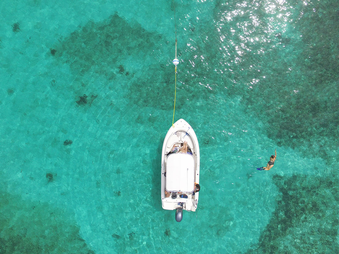 The 10 Best Snorkeling Spots In The Florida Keys - Coastal Living - Florida Keys Snorkeling Map